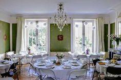Un beau jour : Sophie & Robin Table Settings, Table Decorations, Furniture, Home Decor, Vintage Crockery, Antique Dishes, Ile De France, Places, Home Decoration