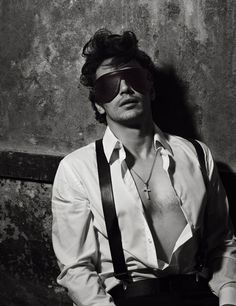 James Franco in GQ Style Germany