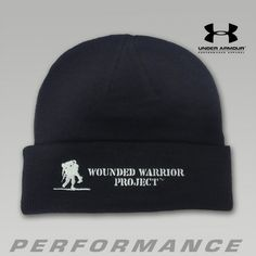 Under Armour Wounded Warrior Project Stealth Beanie  87f425474059