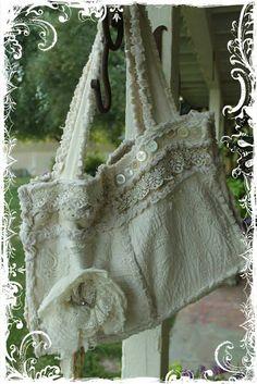 **My Desert Cottage**: Rag Bag Tutorial