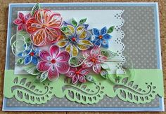 Want to discover art related to quilling? Check out inspiring examples of quilling artwork on DeviantArt, and get inspired by our community of talented artists. Quilling Letters, Paper Quilling Patterns, Quilling Paper Craft, Quilling Cards, Quilling Ideas, Paper Crafting, Quilling Supplies, Quilling Comb, Neli Quilling