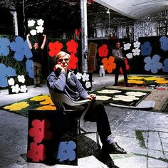 Andy Warhol, Silver Factory 1964