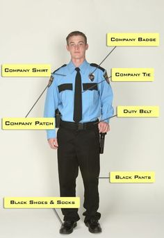 security guard costume - for cosplay fnaf