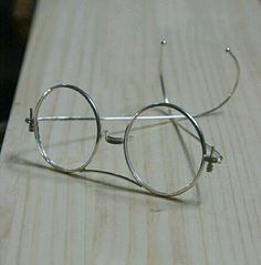 glasses frame / 925silver / made by gongplus+