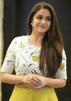 Actress Keerthy Suresh Gorgeous Stills - Social News XYZ