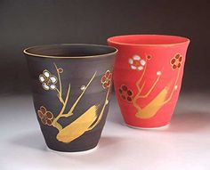 Etsy のFrom Japan Arita Pottery Ceramic Mug Cup Set(ショップ名:SoldITJapan)
