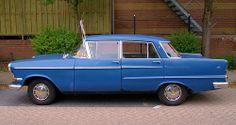 1963 Opel Kapitän