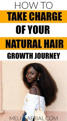 Do you have charge of your natural hair growth journey. If not, you need to take charge to ensure it will grow. Don't just take care of it when you feel like it, instead follow a proven plan to keep it moisturized and growth long always #CoconutOilHairCare Relaxed Hair Growth, Natural Hair Growth Tips, How To Grow Natural Hair, Grow Long Hair, Natural Hair Journey, Natural Hair Styles, Long Hair Styles, Grow Hair, Big Hair