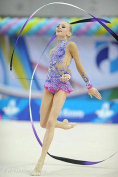 Yana KUDRYAVTSEVA (RUS) Ribbon