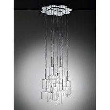 Spillray 12 Light Chandelier