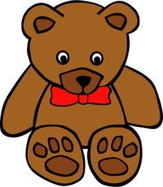 Handwerker clipart kostenlos  clipart decpoupage ABC Teddy Bear | School/Teacher Clip Art ...