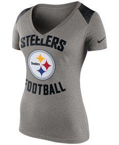 0a513ded8 Nike Women s Pittsburgh Steelers Stadium Football T-Shirt Women - Sports Fan  Shop By Lids - Macy s