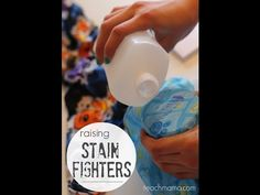 teach kids how to be stain fighters, do laundry from start to finish   parenting   teachmama.com