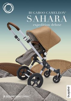 Bugaboo Sahara - would have had one of these but 2 lovely children is the limit!!