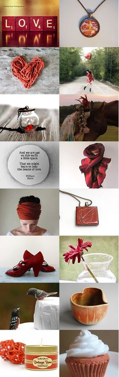 The beams of love by Arlene on Etsy--Pinned with TreasuryPin.com