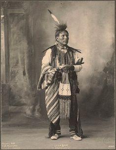 Little Bear - Arapaho - 1898