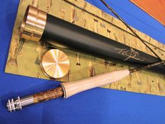 Custom T.L. Johnson Fly Rod built for the Denver Chapter of Project Healing Waters.