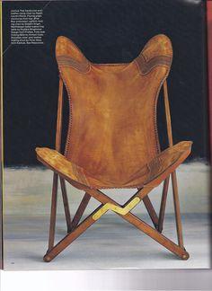 Safari-Style, Ralph Lauren Joshua Tree Camp Chair