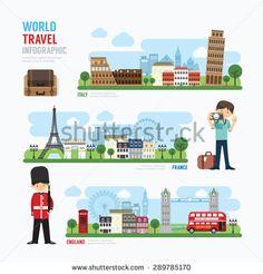 stock-vector-travel-and-outdoor-europe-landmark-template-design-infographic-concept-vector-illustration-289785170.jpg (450×470)