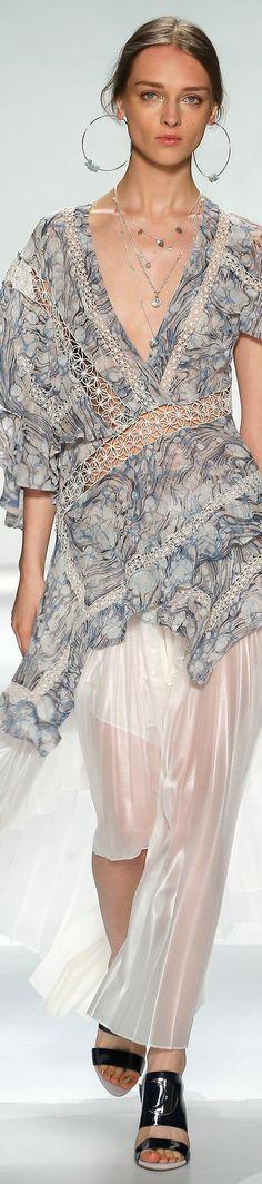 Farb-und Stilberatung mit www.farben-reich.com - Zimmermann Spring 2015 Ready-to-Wear