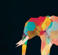 Colours on Behance