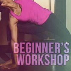 Beginner's Workshop Series with Stacy Shepherd. January 7 - January 30. Hosted by The Yoga Factory