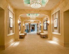 Interior design by #Duncan Miller Ullmann - Dallas, TX Eilan Hotel Resort & Spa – San Antonio – Reception and Ceremony Locations