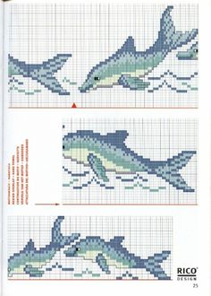 ♥ My point Graphs Cruz ♥: Bathroom Cross Stitch Sea, Cross Stitch Boards, Cross Stitch Animals, Cross Stitching, Cross Stitch Embroidery, Embroidery Patterns, Cross Stitch Designs, Cross Stitch Patterns, Rico Design