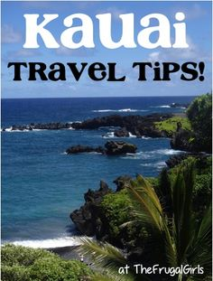 Kauai Hawaii Activities, Top Beaches, Best Food and more! 18 Fun Things to See and Do on your next trip to Kauai!  What to know before you go. | TheFrugalGirls.com