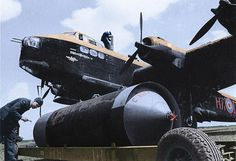 The Short Stirling was the first four-engined British heavy bomber of the Second World War. The Stirling was designed and built by Short Brothers to an Air Ministry specification from 1936, and entered service in 1941. The Stirling had a relatively brief operational career as a bomber, being relegated to second line duties from 1943 onwards when other four-engined RAF bombers, specifically the Handley Page Halifax and Avro Lancaster