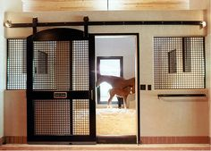 Matthews Cutting Horses Barn by GH2 Equine Architects