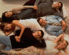 I had this poster on my wall. I also had a central perk tee. Friends fo sho.