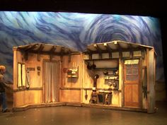 fiddle on the roof set design - Google Search