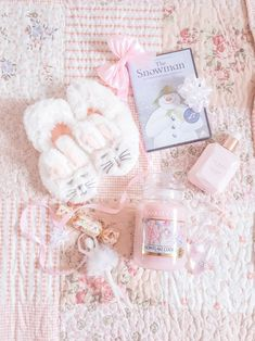 Its Christmas Eve, Pink Christmas, Christmas Wishes, Christmas Flatlay, New Year Wallpaper, Peach Aesthetic, Princess Aesthetic, Everything Pink, Kawaii