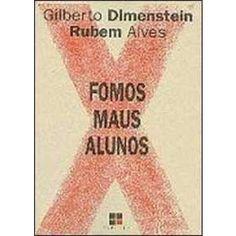 Num lembro muito desse livro, mas Dimenstein é sensacional sempre.