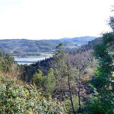 A lo lejos la ría del Nalón #Asturias