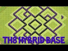 awesome Great TH8 Hybrid Base Clash Of Clans Speed Build HDHey Guys, hope you enjoy my speed build! ;) You can join my clan: xGaming Music: E-Dubble ~ Rollercoaster....http://clashofclankings.com/great-th8-hybrid-base-clash-of-clans-speed-build-hd/
