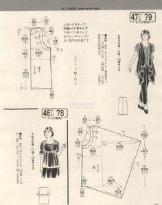 giftjap.info - Интернет-магазин | Japanese book and magazine handicrafts - Lady Boutique 2016-09 large cascade cardigan