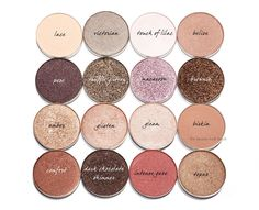 The Beauty Look Book: Anastasia Beverly Hills Eyeshadow Singles - More Shades… Beauty Book, My Beauty, Beauty Makeup, Beauty Hacks, Hair Makeup, Makeup Eyes, Makeup Goals, Beauty Stuff, Make Up