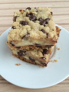 Chocolate Chip Cookie Cheesecake Bars Recipe
