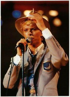 David Bowie, I love this picture