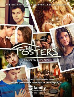 Trailer de la premiere de invierno de 'The Fosters'
