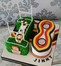 Bradford Bulls 18th Birthday Cake