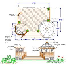 deck plans | More Deck Plans!