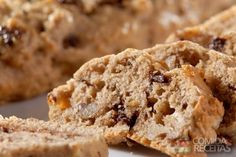 Receita de Biscoito de nozes e chocolate em receitas de biscoitos e bolachas, veja essa e outras receitas aqui!