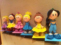Colección de princesas Disney...#benuchas#