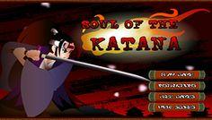 Alma de katana - El objetivo del juego es sobrevivir y sacar las unidades enemigas y jefes.