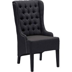 Found it at Wayfair - Baxton Studio Vincent Wingback Chair
