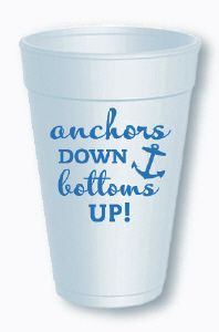 $7.99 for a sleeve of 10 cups #lake #boat #cups Order at shop@jchristophertoys.com