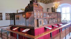 Titiana's Palace - one of the world's best dollhouses - on display in Denmark.